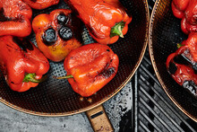Chargrilled Red Capsicum