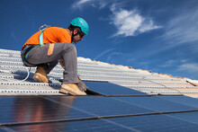 Install Photovoltaic Solar Panels For Electricity Production