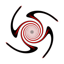 Heavenly Movement Symbol Of The Rising Sun, Bringing Rebirth And Change