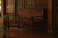 Interior Of A House Wood Furniture Photo