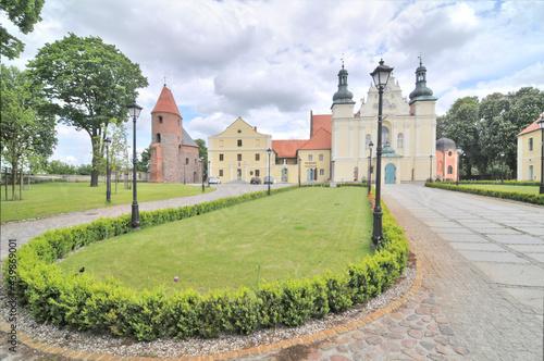 Kościół Świętej Trójcy i Najświętszej Maryi Panny w Strzelnie.