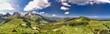 Luftaufnahme vom Gantrisch (Gurnigel) Schweiz Juni 2021