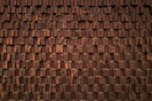 Wall Of Broken Bricks