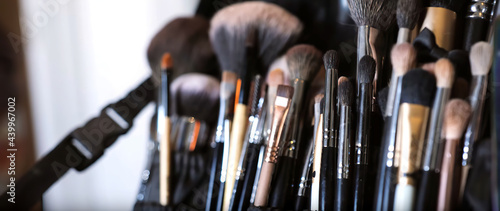 Fotografie, Obraz make up brushes
