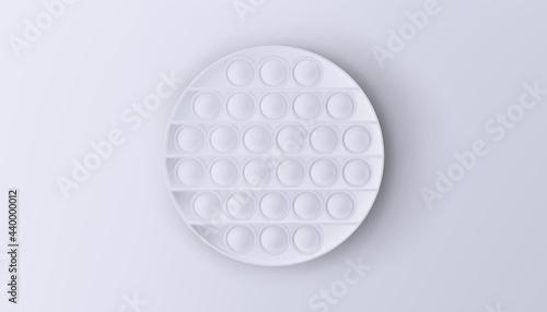 Fotografie, Obraz New popular sensory anti-stress toy - Pop it