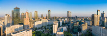 Warszawa, Panorama Centrum