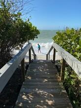 Straight Away To The Beach