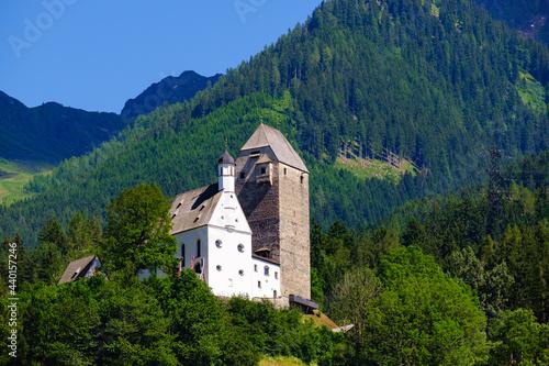 Freundsberg Castle, Schwaz, Tyrol, Austria