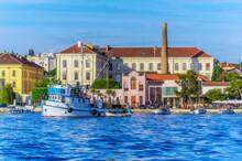 View To Seaport Rovinj, Istria, Croatia