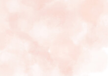 春イメージの背景 水彩テクスチャ