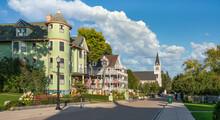 Mackinac Island Michigan - Main Street