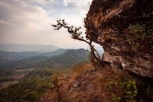 Viewpoint Pha Khao Noi In Chiang Mai Thailand