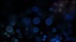 ゆらゆら 銀河 キラキラ 粒子 パーティクル イメージ ロマンティック