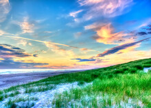 Beach HDR Denmark Nymindegab
