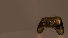 Golden Controller Bacgkround