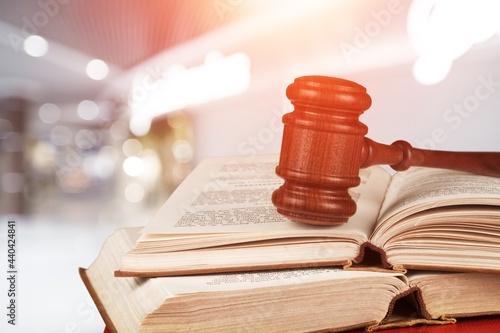 Lawyer. Fototapeta