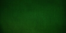Top Green Abstract Background. Green Fabric Texture Background
