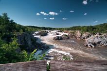Great Falls Park Near Washington DC