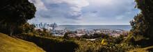 Vista Panorámica De Ciudad De Panama Desde Cerro Ancon