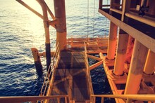 Walkway Offshore Industry Oil And Gas
