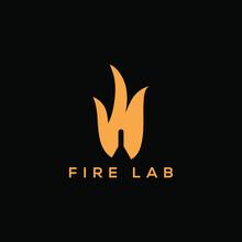 Fire Logo Design