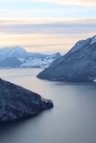 Jezioro w Szwajcarii