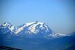 Pfänder, die  südliche Alpenlandschaft