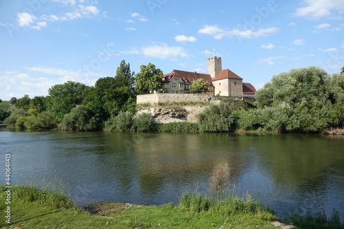 Carta da parati Grafenburg in Lauffen am Neckar