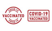 Covid-19 Vaccinated