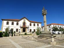 The District Council (Town Hall) Of Vila Nova De Foz Côa, PORTUGAL