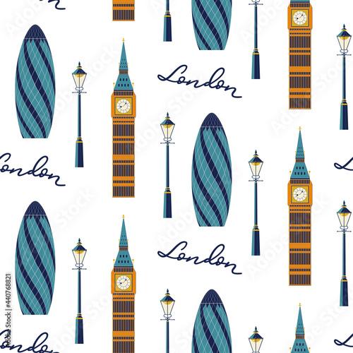 Tapety Angielskie  bezszwowe-wektor-wzor-z-symbolami-londynu-takimi-jak-niebieski-wiezowiec-elizabeth-tower-zegar-big-ben-latarnia-uliczna-znak-londyn-na-bialym-tle