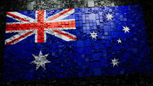 Australia Flag Wallpaper