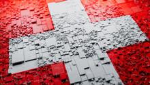 Switzerland Flag Wallpaper