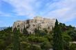 Parthenon von Areopag aus