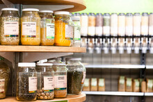 Bulk Food Store With Bulk Buying Options For Spices And Other Necessities