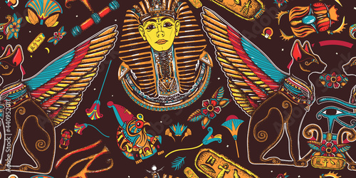 Fotografie, Obraz Ancient Egypt