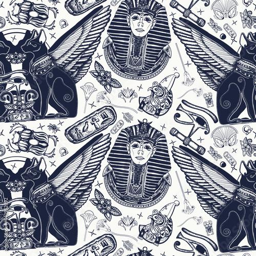 Obraz na plátně Egyptian art