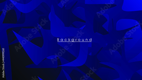 Fotografia Free rebel object blue background with copy space for text
