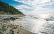 Plaża w Polsce nad Morzem Bałtyckim