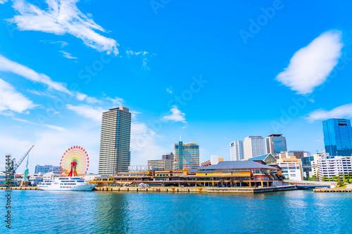 Photographie 神戸市の街並み 兵庫県