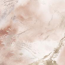 Beige Backgrouns Marble Texture . Silver Metallic Stone Texture Digital Paper , Coffee Colored Natural Stone Ecru Artwork..
