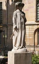 Dijon, France. Statue Of Philippe III Le Bon, Duke Of Burgundy
