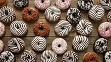 A Lot Of Donuts