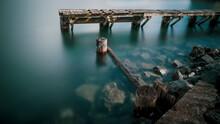 Pier Over Sea