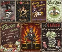 Gambling Vintage Posters