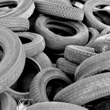 Full Frame Shot Of Tire