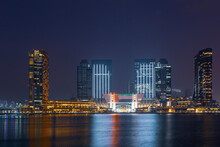 Sowwah Square And Cleveland Clinic In Abu Dhabi