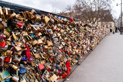 Most zakochanych w Paryżu , Francja