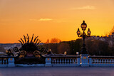 Paryskie mosty, Francja