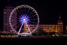 I Had The Chance To Go To Interlaken With A Friend To Photograph The Ferris Wheel In The Evening And At Night. We Found Another Very Nice Place To Take Pictures In The Night. Stay Tuned.